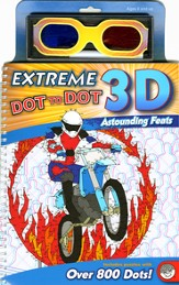 Extreme Dot to Dot 3D: Astounding Feats