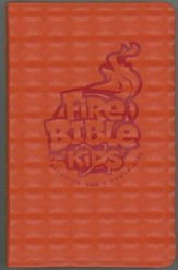 NKJV Fire Bible for Kids, Flexisoft  - Imperfectly Imprinted Bibles