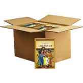 La Biblia Ilustrada Easy to Read Version (ERV) Children's Hardcover Case of 16