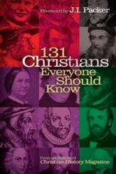 131 Christians Everyone Should Know - eBook