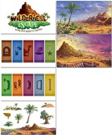 Giant Decorating Posters, set of 6