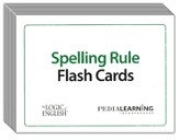 Spelling Rules Flash Cards