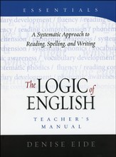 Logic of English Essentials Teacher's Manual
