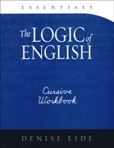 Logic of English Essentials Cursive Workbook