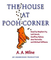 House At Pooh Corner Audiobook on CD
