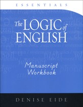 Logic of English Essentials Manuscript Workbook