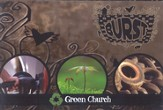 Burst - Green Church: Topics for Today's Teens - Student Booklets (Package of 5)