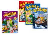 Babar: 3-DVD Adventure Pack
