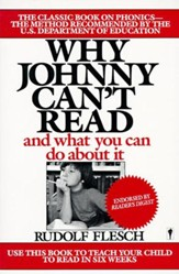 Why Johnny Can't Read?: And What You Can Do About It - eBook