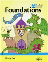 Foundations A, Teacher's Manual