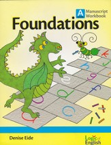 Foundations A, Manuscript Workbook