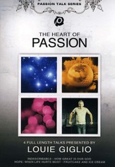 The Heart of Passion: Passion Talk Series--4 DVDs