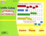 Unifix Cubes Attribute Pattern Kit