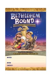 Bethlehem Bound Poster Pack, package of 5