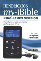 My-iBible KJV, Voice-Only Digital Bible Player