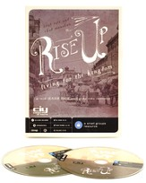 Rise Up: Living for the Kingdom DVD - Youth Bible Study for Junior and Senior High