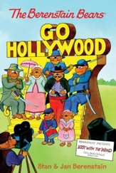 The Berenstain Bears Chapter Book: Go Hollywood - eBook