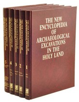 New Encyclopedia of Archaeological Excavations in the Holy Land Volumes 1-5
