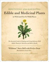 Identifying & Harvesting Edible and Medicinal Plants - eBook