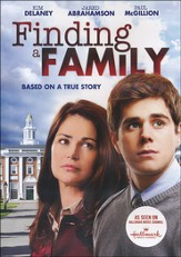 Finding a Family, DVD