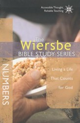 Numbers, Wiersbe Bible Study