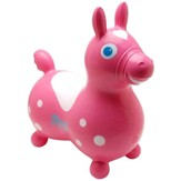 Rody Inflatable Hopping Horse, Pink