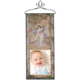Angel Of Light Wallhanging, with Photo