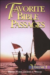 Favorite Bible Passages, Volume Two, Study Guide