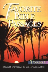 Favorite Bible Passages, Volume One, Study Guide