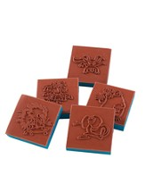 Bible Memory Buddy Stampers, set of 5