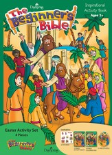 Beginners Bible Activity Set