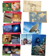 Imagination Station Posters, set of 10