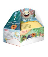 Zookeeper Paper Boxes, pack of 10