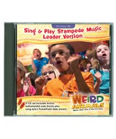 Sing & Play Stampede Music, Leader Version--2 CDs