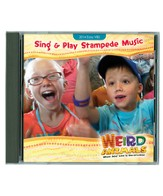 Sing & Play Stampede Music, Participant's Version--CD
