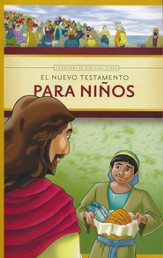 El Nuevo Testamento PARA NINOS Easy to Read Version (ERV) paper