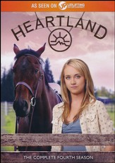 Heartland: Season 4, DVD