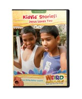 KidVid Stories: Jesus Loves You--DVD