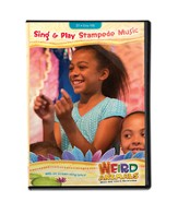 Sing & Play Stampede Music--DVD