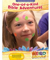 One-of-a-Kind Bible Adventures Leader Manual