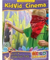 Ozzy's Preschool Park KidVid Cinema Leader Manual