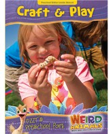 Ozzy's Preschool Park Craft & Play Leader Manual