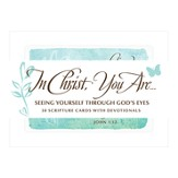 In Christ You Are, Scripture Cards,