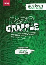 Grapple Preteen Pak Vol 6, Winter