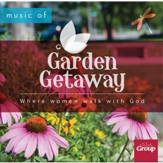 Music of Garden Getaway CD