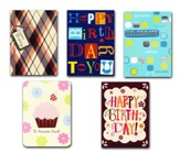 Happy Birth Day, Birthday Cards, Box of 10