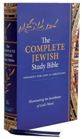 The Complete Jewish Study Bible