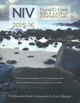 David C. Cook NIV Bible Lesson Commentary 2015-16