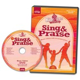KidsOwn Worship DVD, Preschool & Elementary, Fall 2014