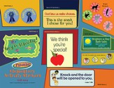 FaithWeaver Friends Elementary Activity Stickers (pkg 5), Fall 2014